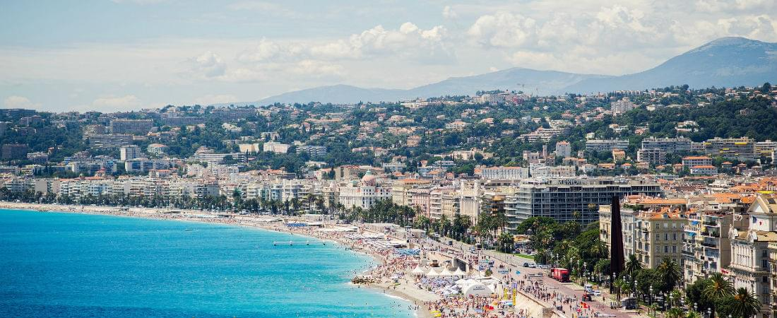 Last Minute Trip to the French Riviera