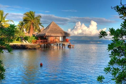 Intercontinental Tahiti ©Leonard Hospidor