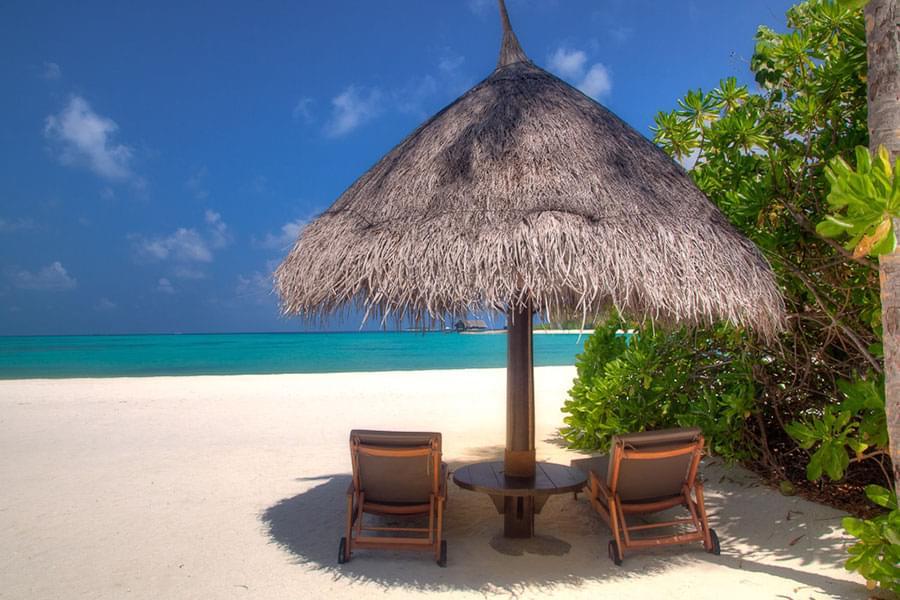 The Reethi Rah Resort in the Maldives ©Leonard Hospidor