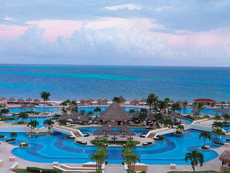 Cancun Moon Palace Golf & Spa Resort