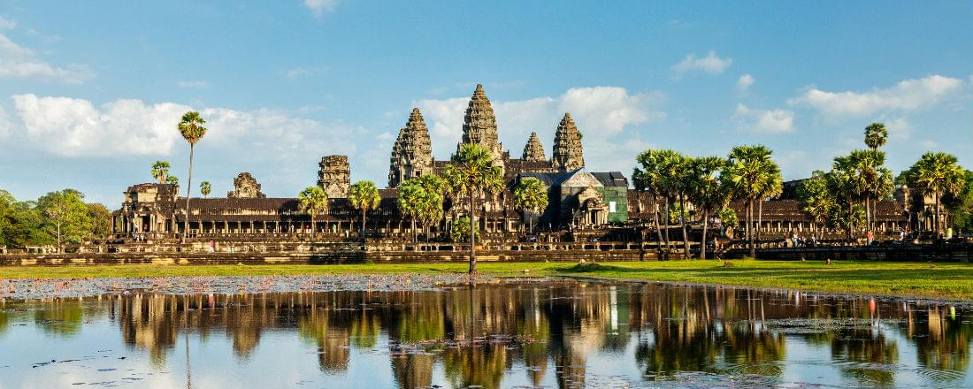 Cambodia Without Breaking the Bank