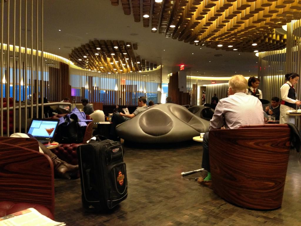 Clubhouse at JFK