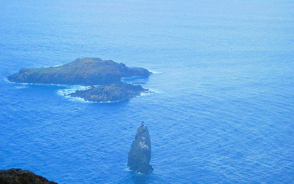 Bird Island on Easter Island