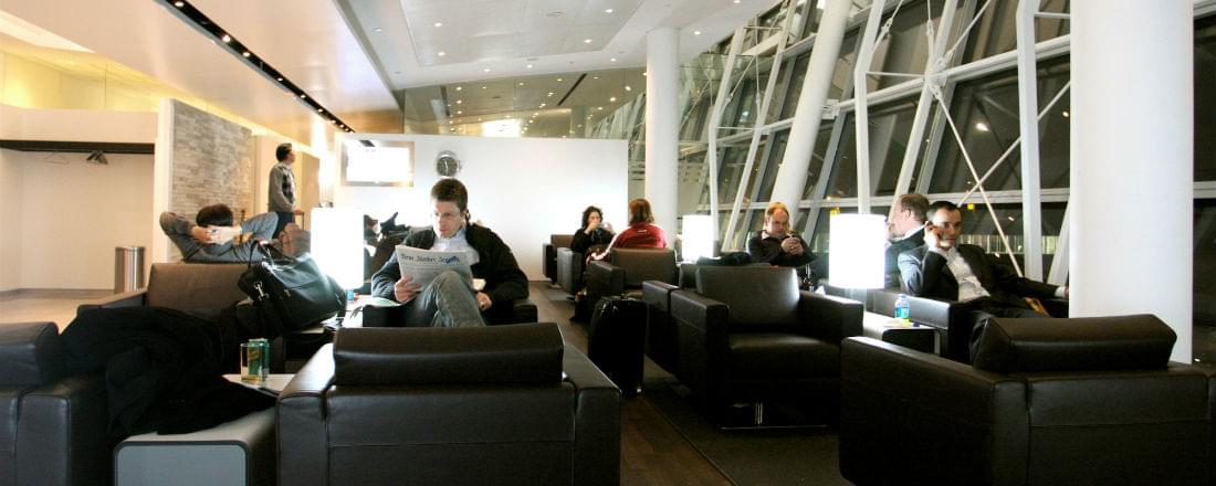 Best Airline Lounges in the United States