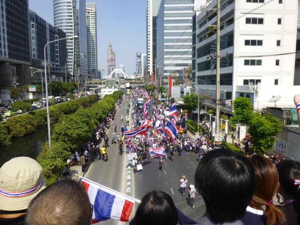 Protests in Bangkok