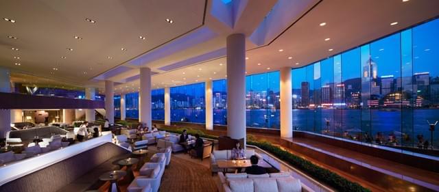 Harbourview Room in InterContinental Hong Kong