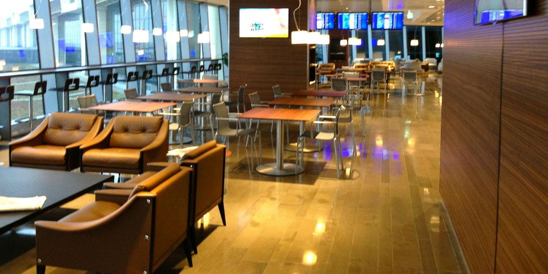Best First-Class Airport Lounges in Asia
