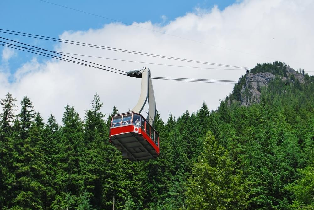 Grouse Mountain, Vancoover