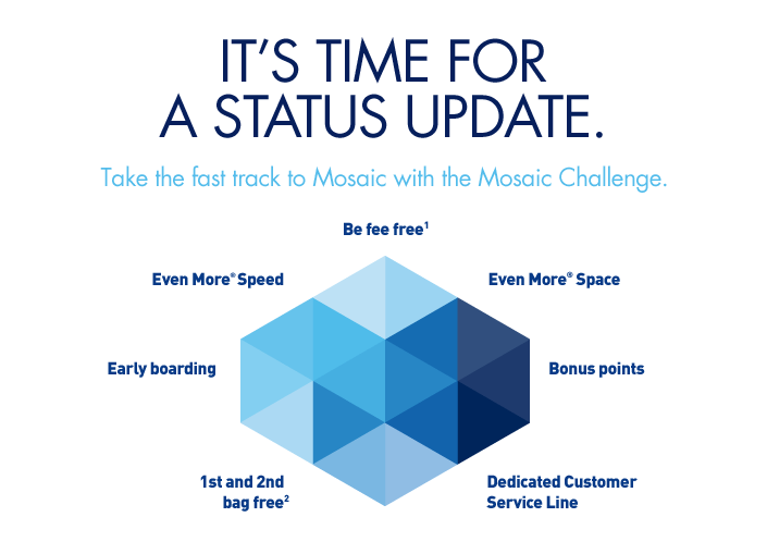 JetBlue's Mozaic Challenge