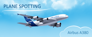 Plane Spotting: Who's Flying the A380?
