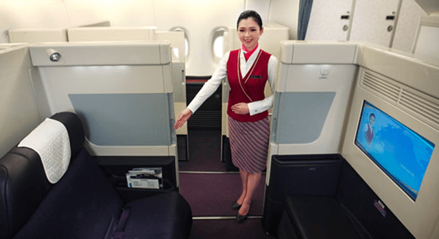 China Southern Platinum Private Suite