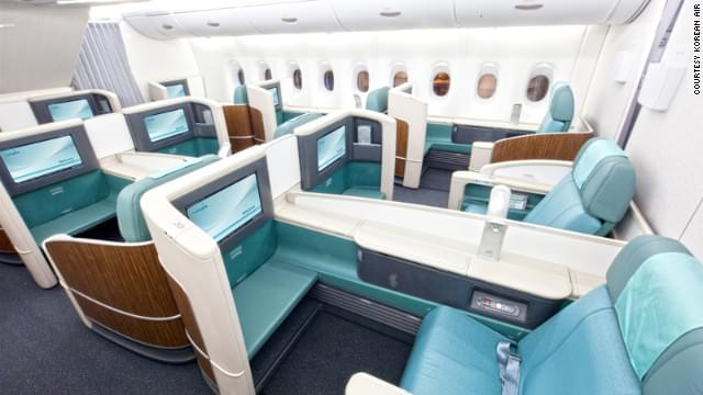 Korean Air Kosmo Suites