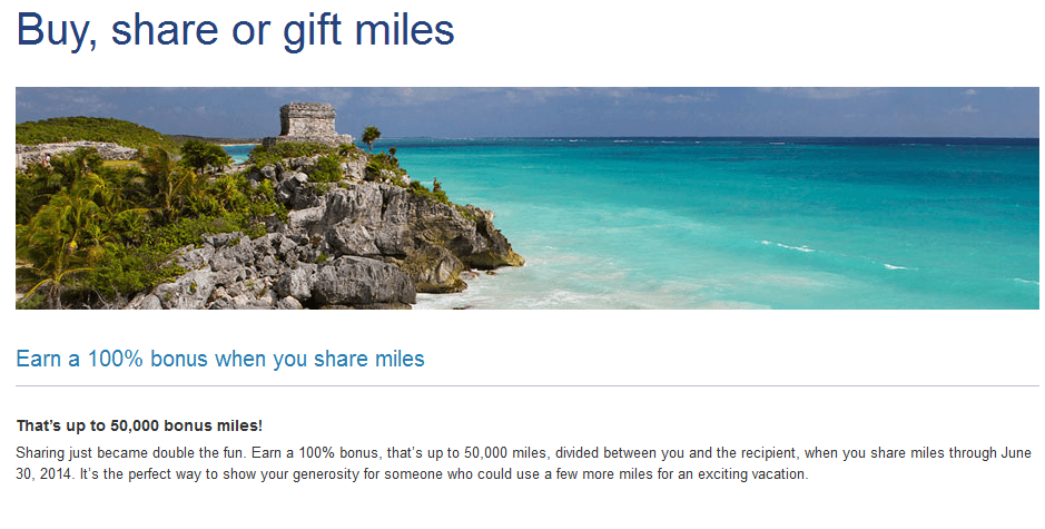 US Airways share promotion
