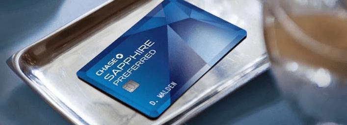 Chase Sapphire Preferred Visa Signature