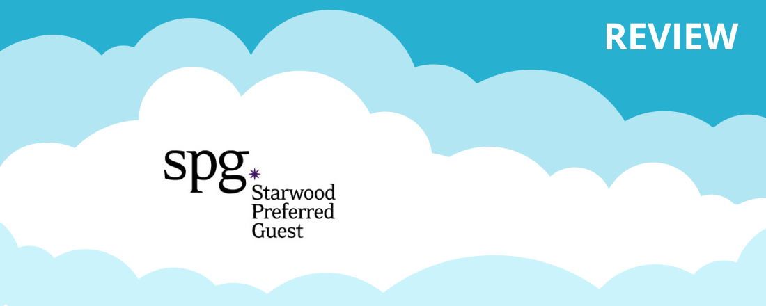 starwood preferred guest rewards