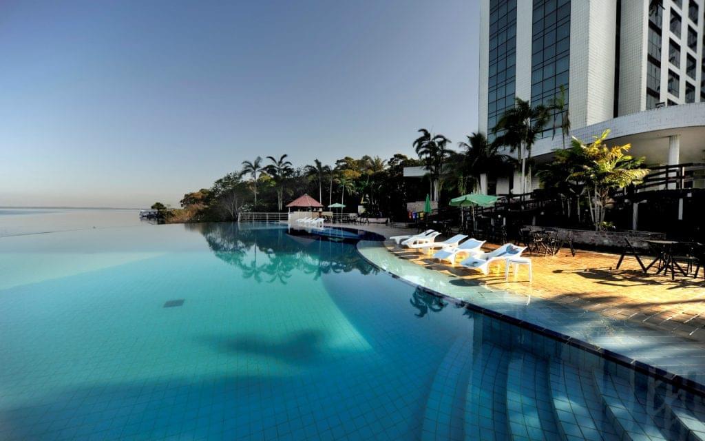 The Park Suites hotel