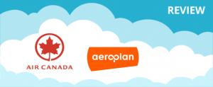 Air Canada Aeroplan Program Review