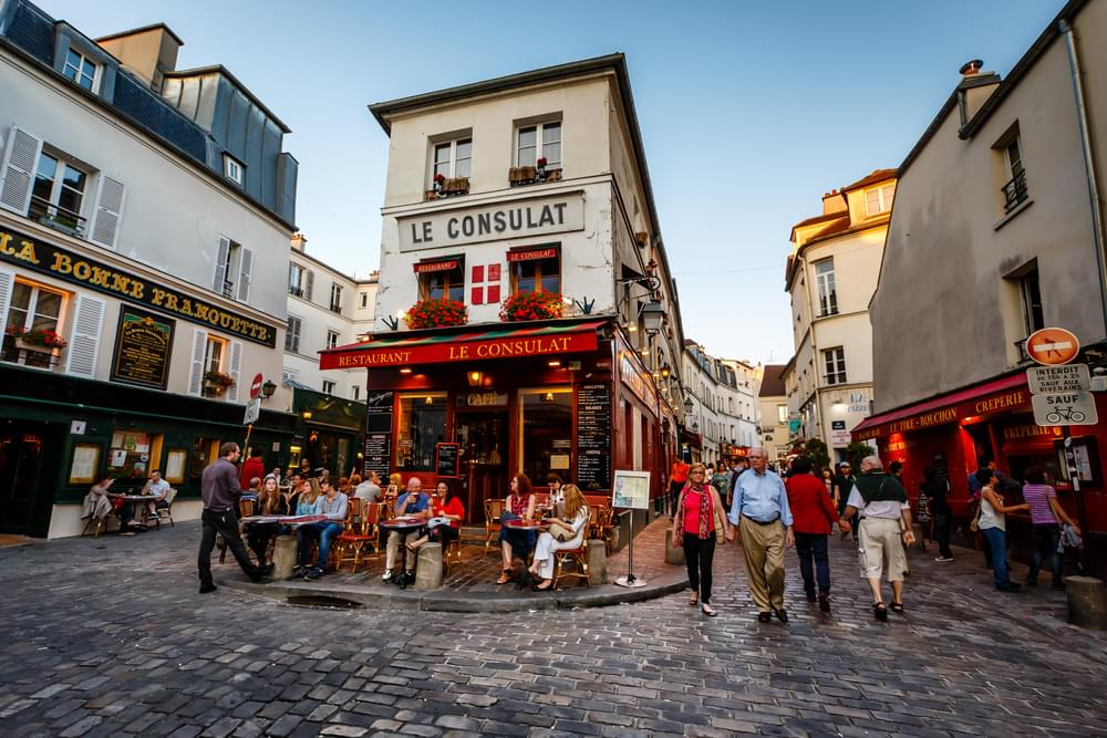 Flying to Paris will cost you from 115,000 to 140,000 miles