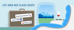 How to Get First and Business Class Seats with Miles