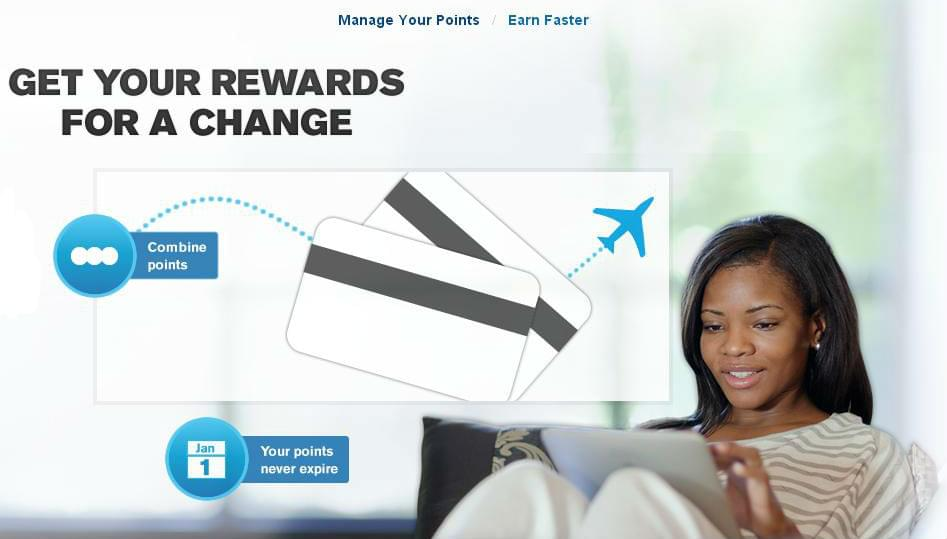 Use Ultimate Rewards to earn points