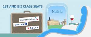 Premium Class Award Travel to Madrid