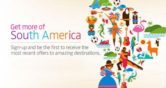 Domestic and international flights with LATAM Pass