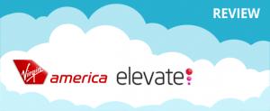 Virgin America Elevate Program Review