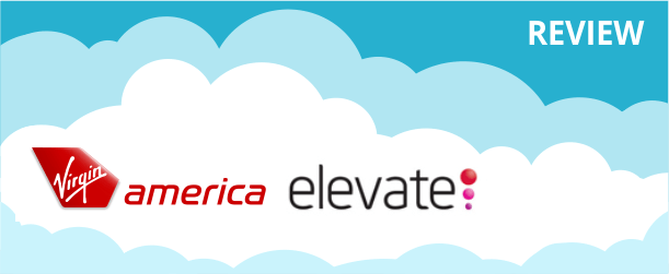 Virgin America Elevate Program Review
