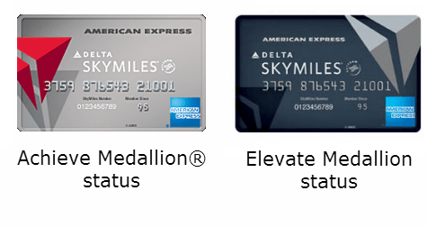 Delta Reserve and Platinum Delta SkyMiles credit cards