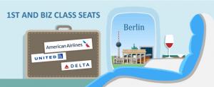 Finding Premium Award Seats to BerlinEuropes Emerging Hot Spot