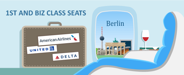 Finding Premium Award Seats to BerlinEuropes Emerging Hot Spot