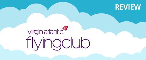 Virgin Atlantic Flying Club Program Review