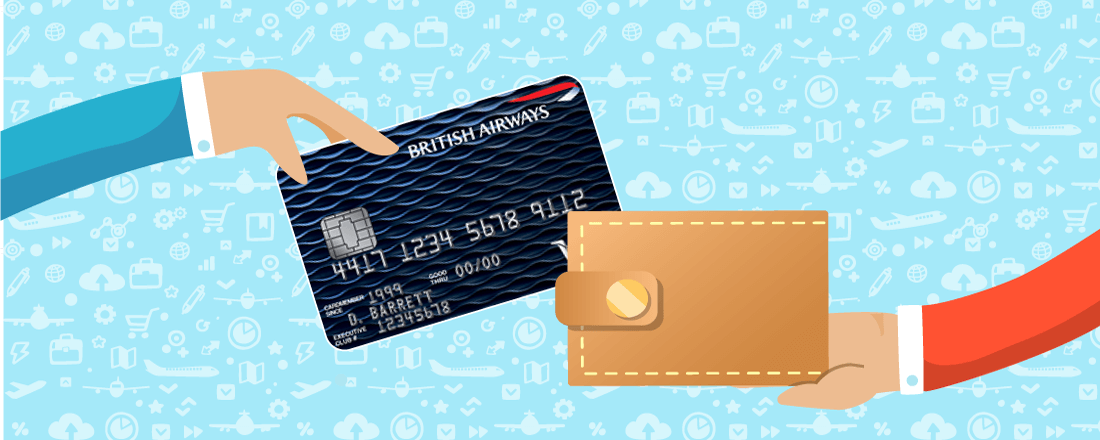 british airways card