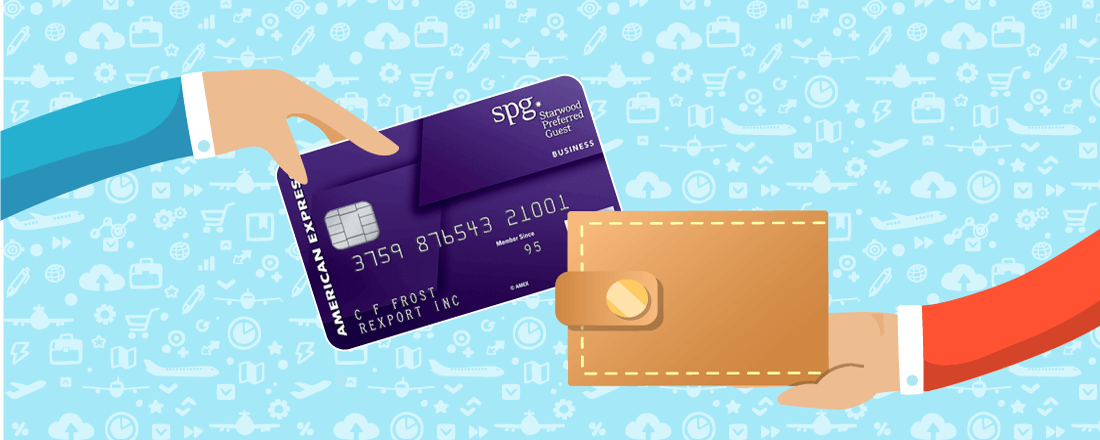 starwood preferred card