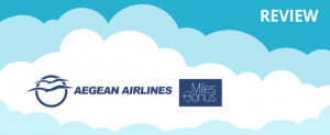 Aegean Airlines Program Review