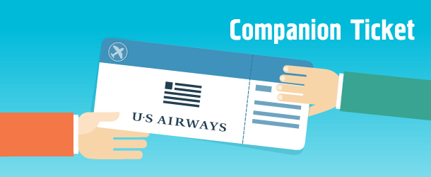How to Redeem the US Airways Companion Ticket