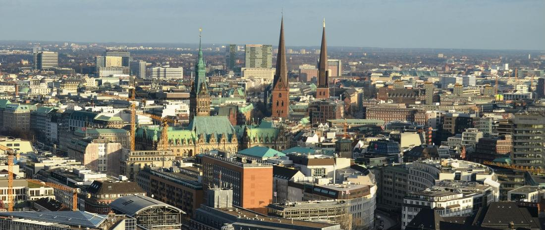 SPG Nights & Flights Award Funds Christmas in Hamburg