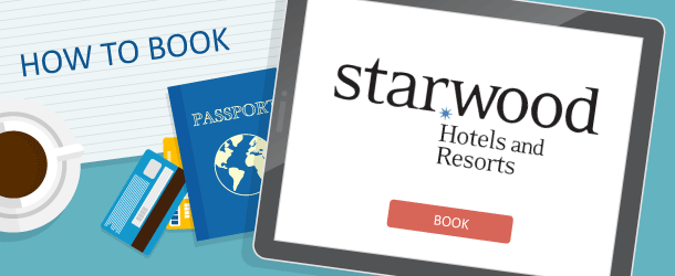 How to Book Airline Awards with Starwood Preferred Guest