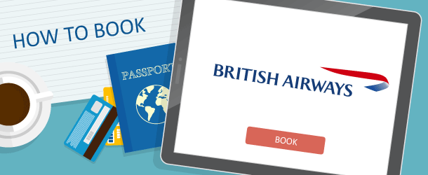 How to Book British Airways Awards