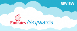 Emirates Skywards Program Review