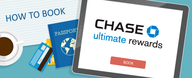How to Book Chase Ultimate Rewards Awards