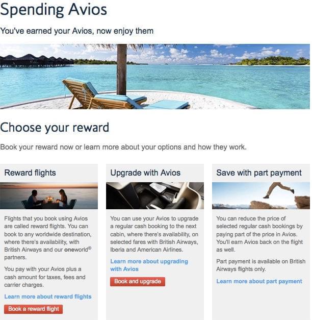 spending-avios-page