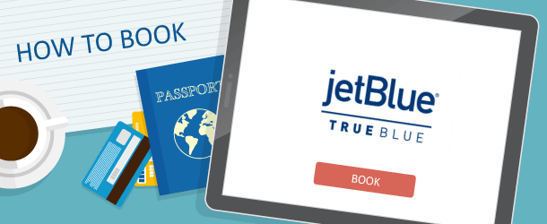How to Book JetBlue Awards