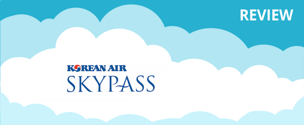 Korean Air SKYPASS Review