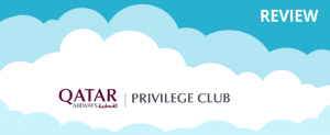 Qatar Airways Privilege Club Program Review