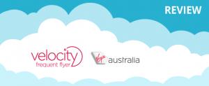 Virgin Australia Velocity Program Review