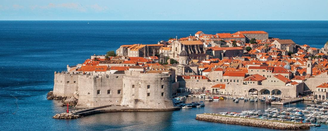 How to Find Award Flights to Croatia's Historic Port of Dubrovnik