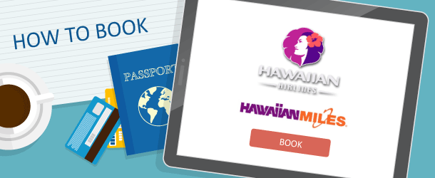 How to Book Hawaiian Airlines Awards