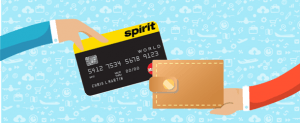 Spirit Airlines World from Bank of America Review