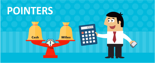 Should You Pay Cash or Use Miles?